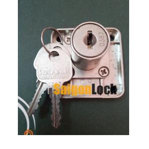 Ổ khóa tủ vuông Hafele