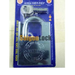 Ổ khóa treo Việt Tiệp chống cắt 01602